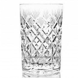 Хрустальный набор стаканов для чая Корнеевский 6шт