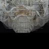 Люстра хрустальная Лотос диам.1500 мм 36 ламп