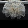 Люстра хрустальная Виктория диам 800 мм 8 ламп ШАР