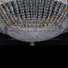 Люстра хрустальная Кольцо Купол-2 диам.1000 мм