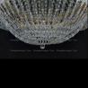Люстра хрустальная Кольцо Купол-2 диам.1000 мм ПЛАСТИНА