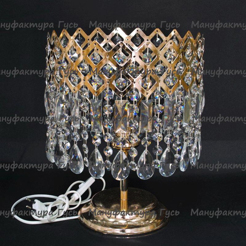 Настольная лампа Корона № 1