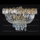 Люстра хрустальная Катерина 3 лампа