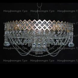 Люстра хрустальная Корона № 1 6 ламп