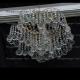 Люстра хрустальная Космос шар 40 мм