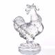 Хрустальное декоративное изделие «Петушок»