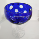 Хрустальная ваза для конфет «Орешек» пр.рис.