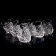 Хрустальный набор стаканов для виски 900/281
