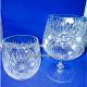 Хрустальный набор стаканов для виски, низкий 330г 1000/1