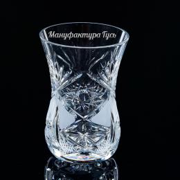 """Хрустальный набор стаканов """"Армуды"""""""
