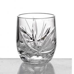 Хрустальный стакан 35мл. 6шт. 900/43