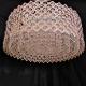 Бра хрустальное Натали длинная камень шар 40 мм