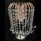 Настольная лампа Каскад 1 ярус шар 30 мм
