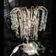 Настольная лампа Ёлка шары цветные