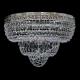 Люстра хрустальная Италия 10 Нега (Журавль, Пластина)