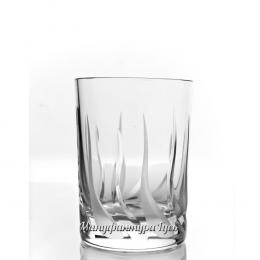 "Хрустальный стакан для пива ""Пламя"""