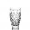 """Хрустальный стакан для напитков """"Боярин"""" рис.  """"Ромбы"""""""
