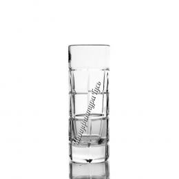 """Хрустальный стакан """"Хот Шот"""" рис. произвольный, бесцветный"""