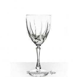 """Хрустальный набор 6 бокалов для красного вина """"Пламя"""""""