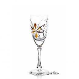 """Хрустальный набор 6 бокалов для красного вина""""Фристайл"""""""
