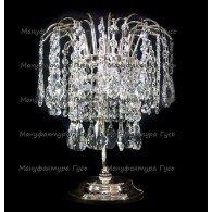 Настольная лампа Зима камень листик
