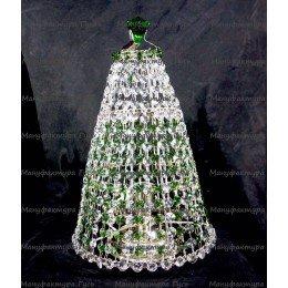 Настольная лампа Ёлка зеленая