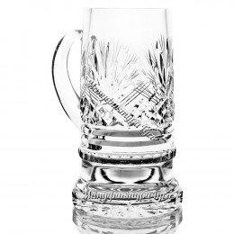 Хрустальная кружка для пива «Престиж»
