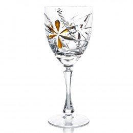 Набор хрустальных бокалов для вина Фристайл 6шт