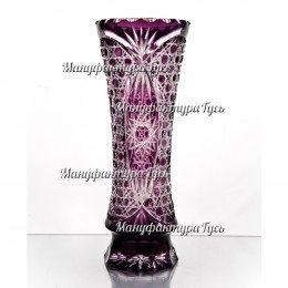 Хрустальная ваза для цветов «Луиза»