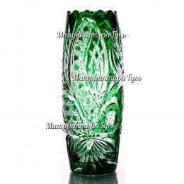 """Хрустальная ваза для цветов """"Очарование"""""""