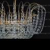 Люстра хрустальная Акация № 1-4 лампы