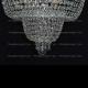 Люстра хрустальная Анжелика 3 лампы Куколка