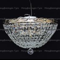 Люстра хрустальная Анжелика 3 лампы