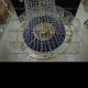 Люстра хрустальная Лотос диам.1000 мм высота 1500 мм