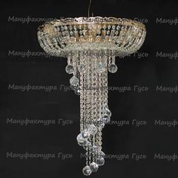 Люстра хрустальная Анжелика  № 2 шар 40 мм