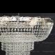 Люстра хрустальная Анжелика +пирамида Обтикон