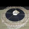 Люстра хрустальная Водопад Софья