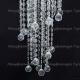 Люстра хрустальная Капель Винтаж 3 лампы шар 30 мм  с подвесом