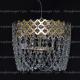 Люстра хрустальная Корона № 4 1 лампа