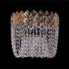 Люстра хрустальная Корона № 3 1 лампа