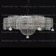 Люстра хрустальная Лотос 6 ламп