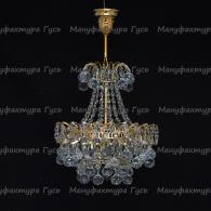 Люстра хрустальная Натали 1 лампа шар