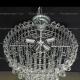 Люстра хрустальная Капель-лепесток  шар 30 мм