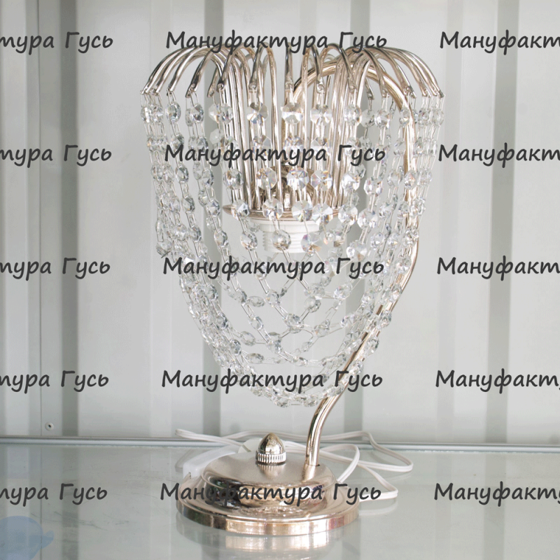 Настольная лампа Бутон обтикон 14 мм