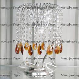 Настольная лампа Каскад журавлик