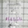 Настольная лампа Каскад журавлик чайный