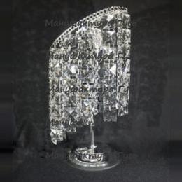 Настольная лампа Стиль камень кубик