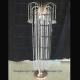 Торшер Каскад -3л-(Шар-Пир40) высокий