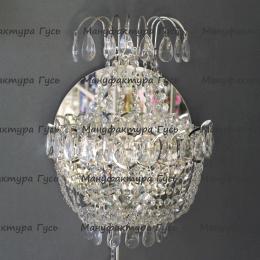 Бра хрустальное Натали Версаль 2 лампы