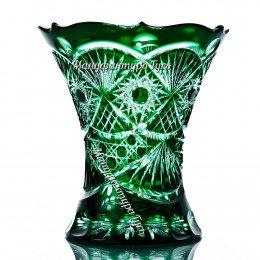 Хрустальная ваза для цветов «Императорская», бол. рис. «Произвольный»